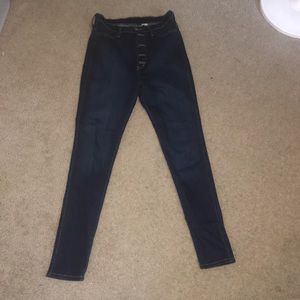 Windsor button up jeans